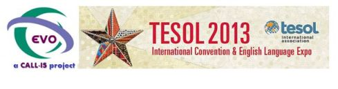 TESOL and EVO logo