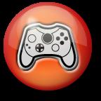 Icon of game consul