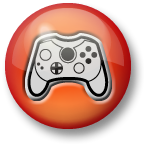 Icon of game consul
