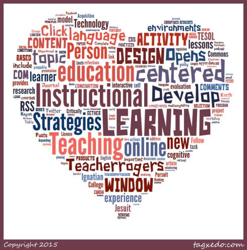 Heart Tagxedo for blog post image