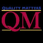 Quality Matters (QM) logo